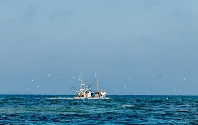 Fishing boats, Thorup Strand 3