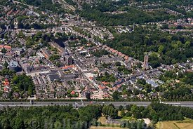 Vught - Luchtfoto Centrum