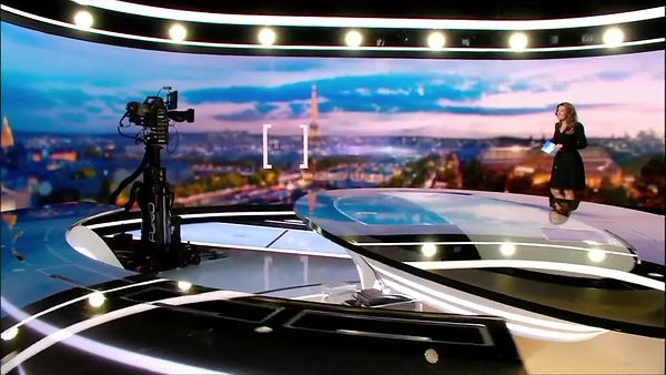 TF1 - Portrait 20h Le Mag TF1 - september, 6 2019