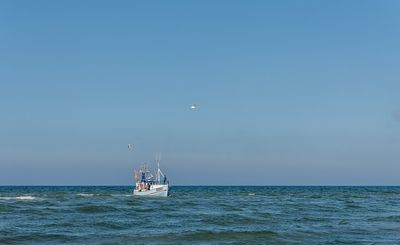 Fishing boats, Thorup Strand 33