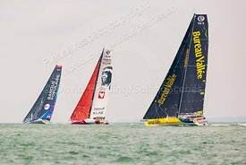 Banque Populaire, Initiatives Coeur and Bureau Vallée, IMOCA 60s, Fastnet Race 2019, 20190803046