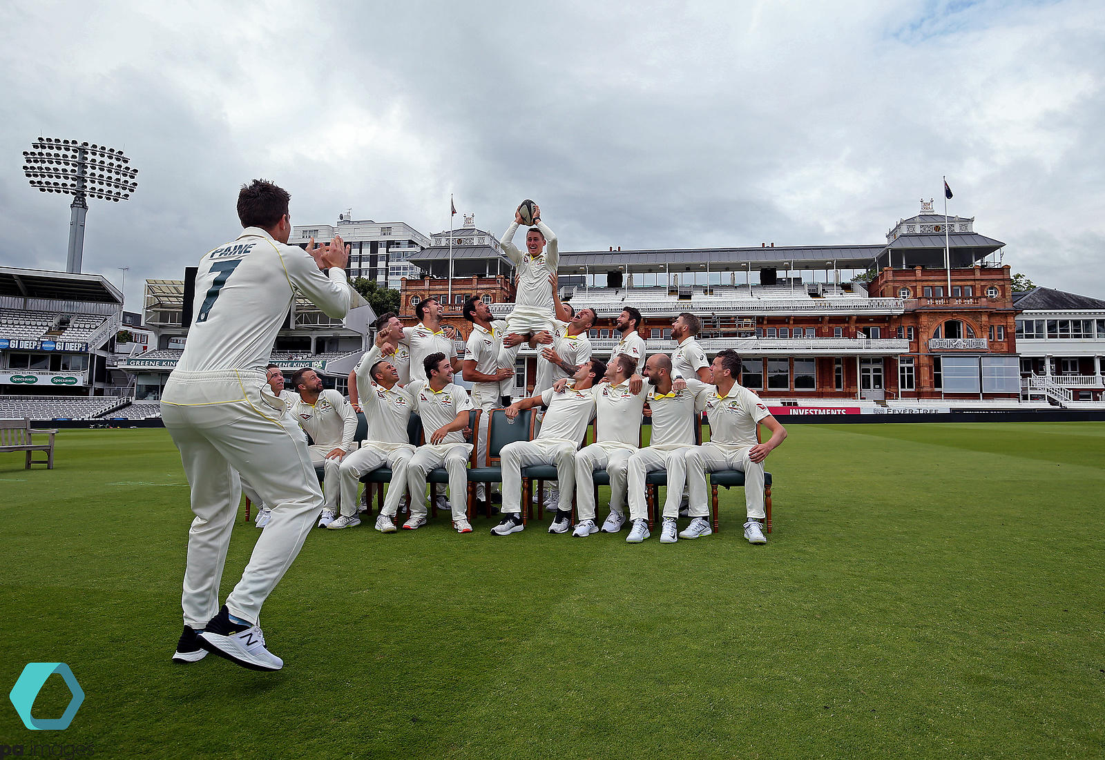 Australia Nets Session - Lord's.