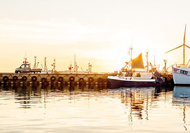 Hanstholm Harbor, Denmark 4