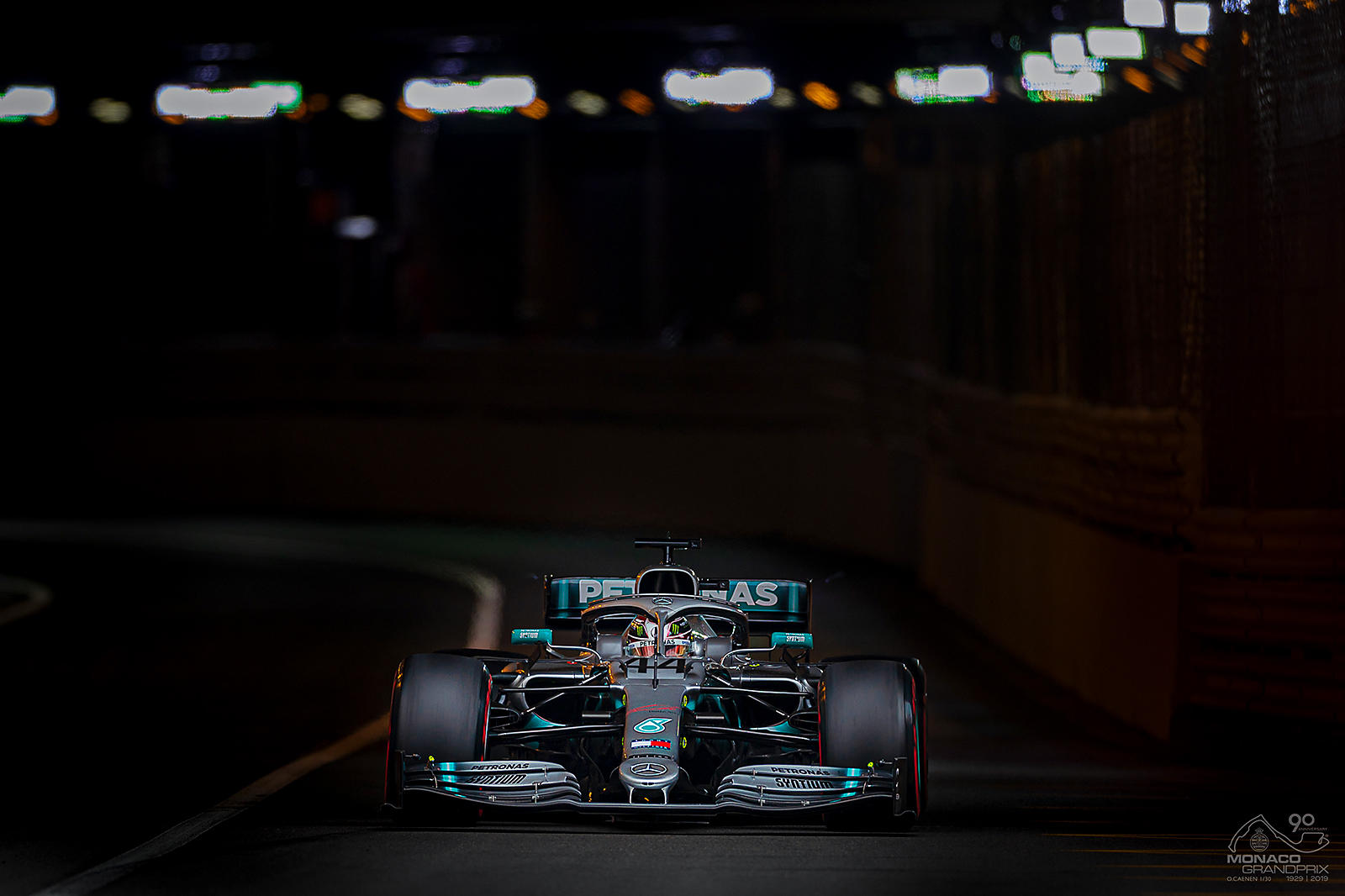 Practice Session 1 and 2 - Formula 1 Grand Prix de Monaco 2019 © Olivier Caenen, tous droits reserves
