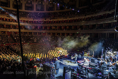Marillion with Friends from the Orchestra, Royal Albert Hall, London
