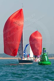 Jybe Talkin, GBR6809R, J/109, Round The Island Race 2019, 20190629085