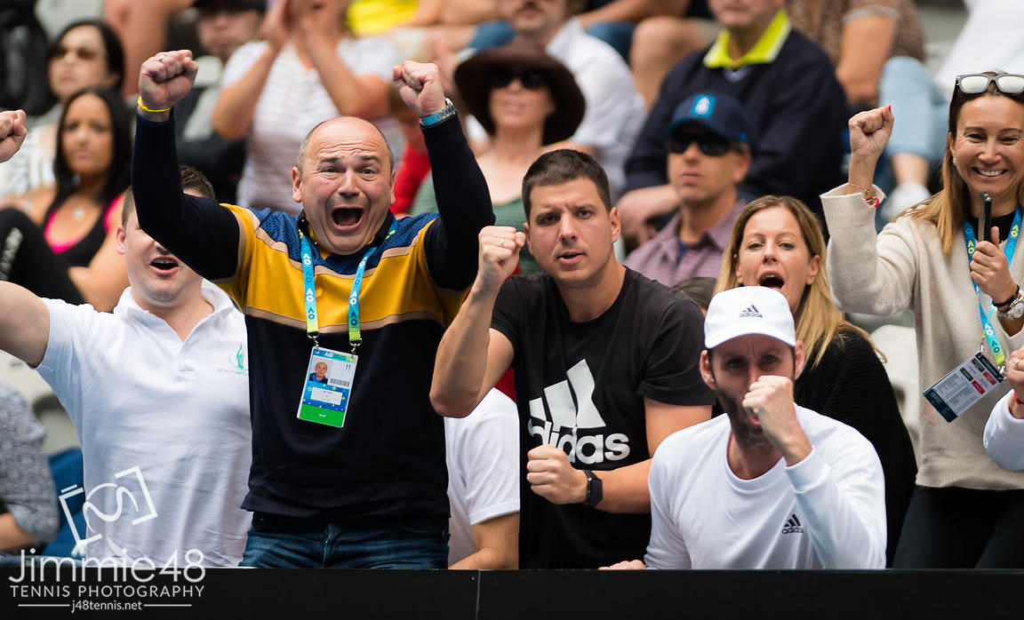 2020 Australian Open, Tennis, Melbourne, Australia, Jan 23