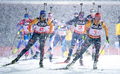 Biathlon World Team Challenge 2020