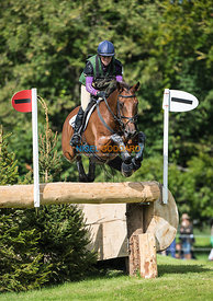 Emily Philp (GBR) & Camembert