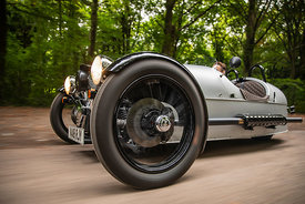 Morgan Three Wheeler  Photographer Neil Emmerson