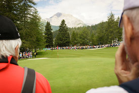 Omega European Masters Crans Montana 2019 - first round