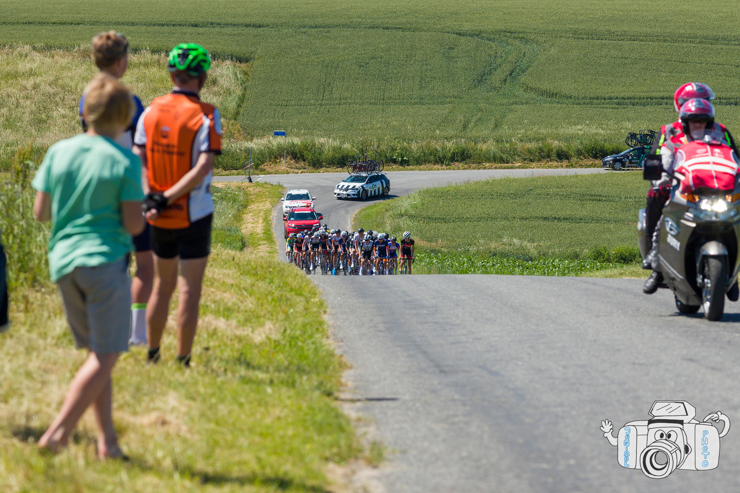 The 2019 Danish National Championships Men U23 Road Race