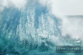Wave impression  - Australia, Australia, New South Wales, Maclean, Angourie - digital
