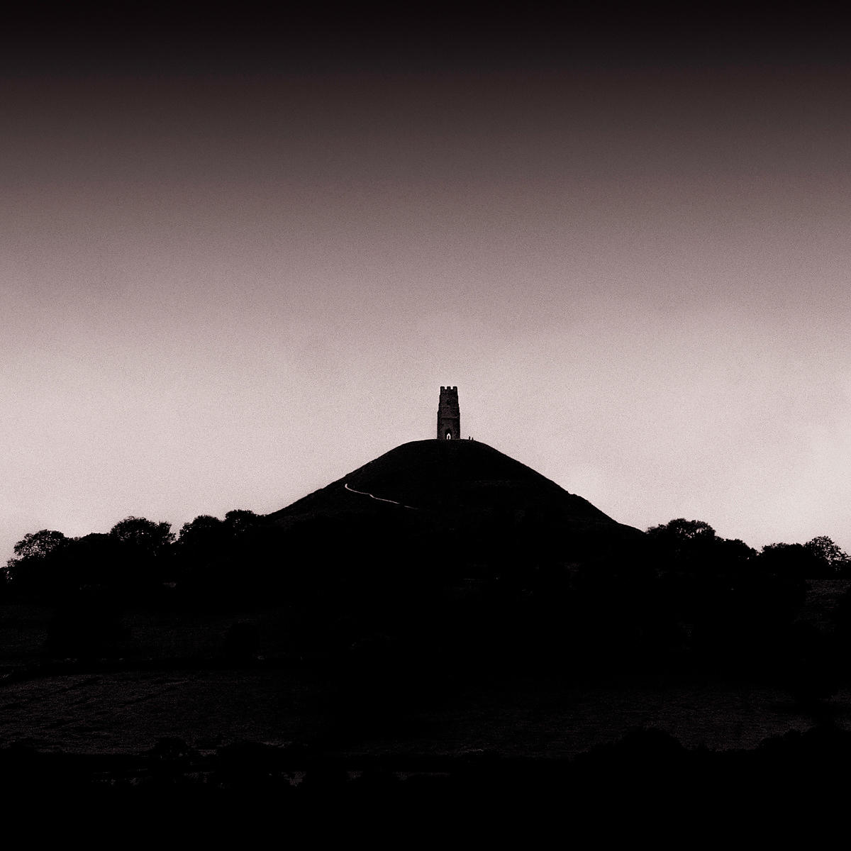 The Tor from the northeast | Glastonbury | 2017