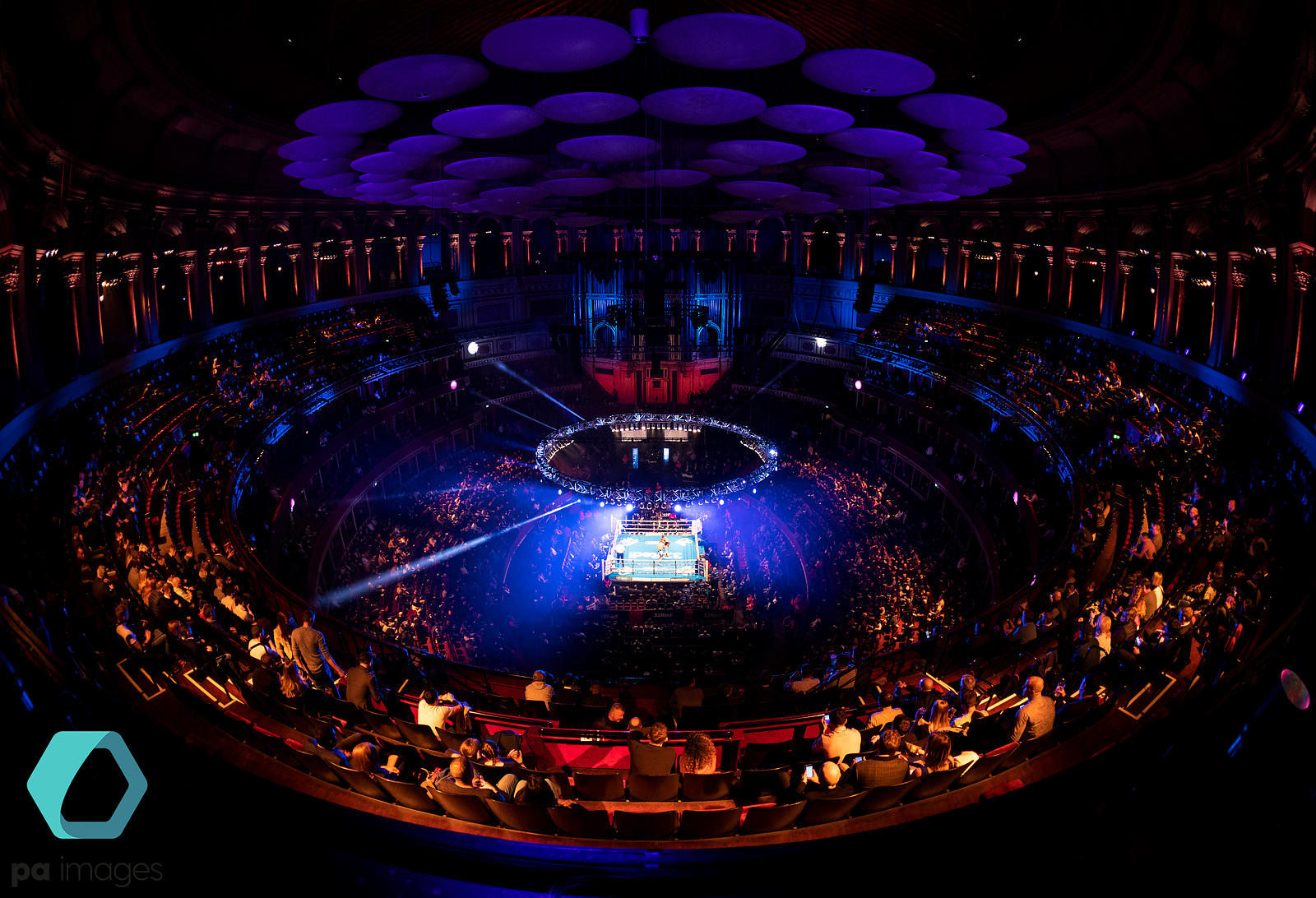 Royal Albert Hall Boxing