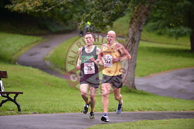 The Big Stockport 10K: Vernon Park