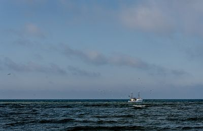 Fishing boats, Thorup Strand 9