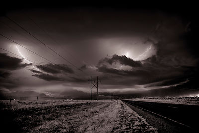 Evening Lightning | Colorado | 2014