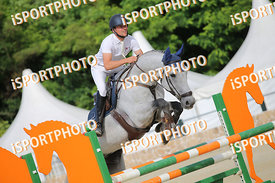 KAZMIERCZAK Michal (POL) adn BENGRAF  during LAKE ARENA - Equestrian Summer Circuit 1 - 2019, CSI2* - Good Bye Competition - ...