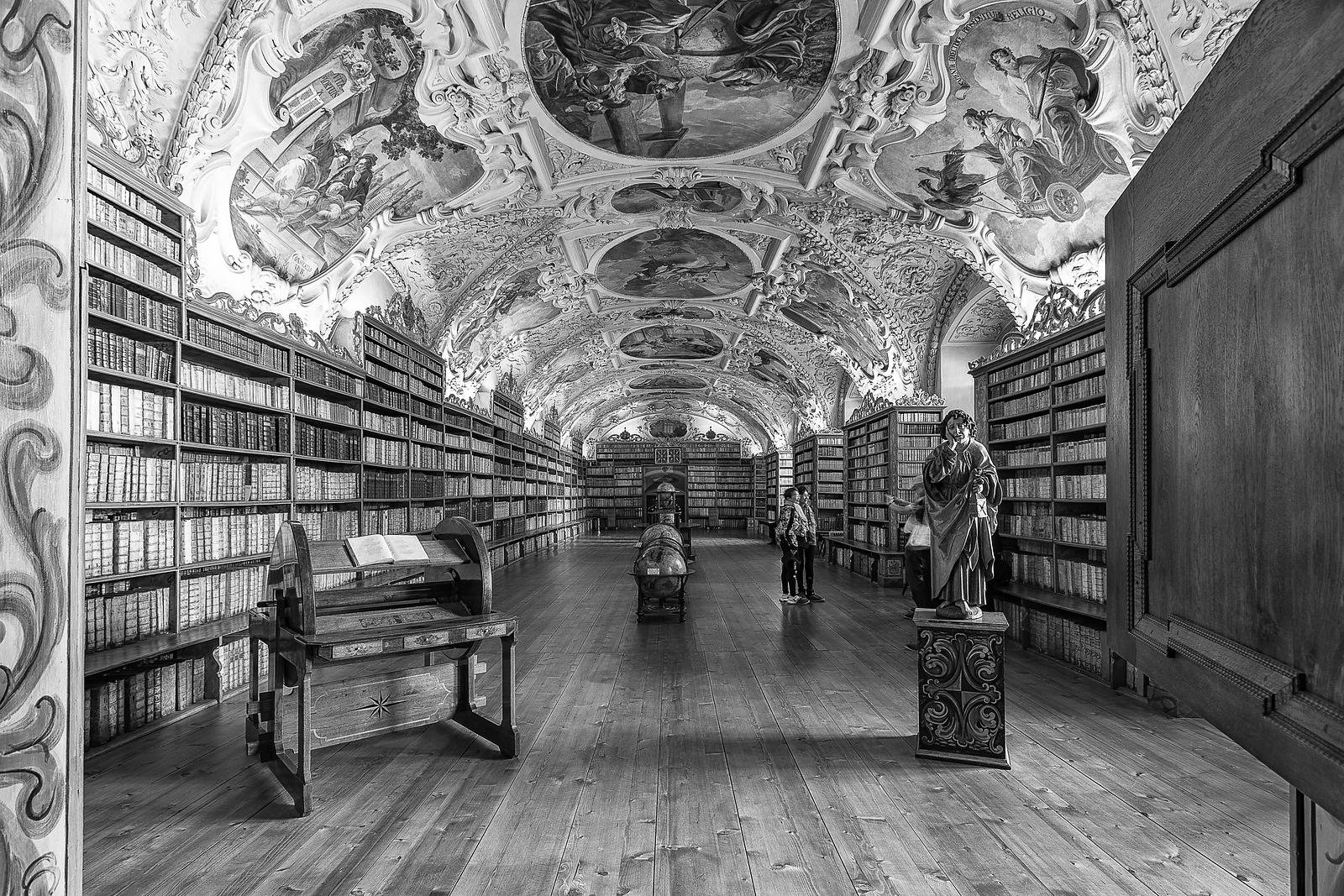 Strahov Library - Theological room