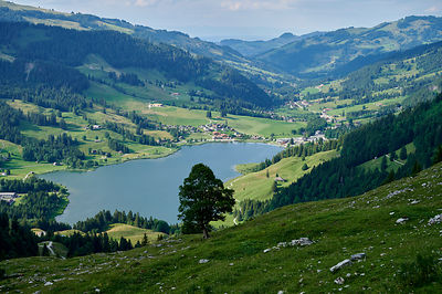 Schwarzsee - Lac Noir
