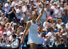 Nature Valley International 2019, Tennis, Eastbourne, Great Britain - June 29