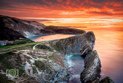 Lulworth Cove & Stair Hole