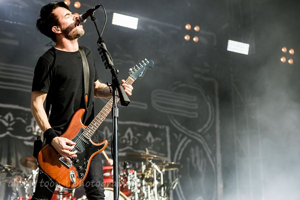 Chevelle at Aftershock 2019