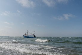 Fishing boats, Thorup Strand 26