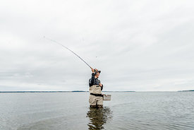 Danish woman fishing 7