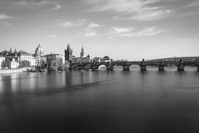 Prague panorama - late afternoon