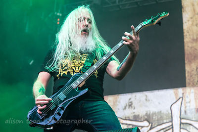 John Campbell, bass, Lamb Of God