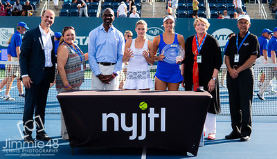 NYJTL Bronx Open 2019, Tennis, New York City, United States, Aug 24