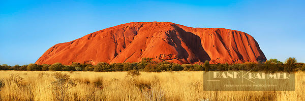 Ayers Rock  - Australia, Australia, Northern Territories, Uluru-Kata-Tjuta National Park, Ayers Rock (Red Center, Outback, Ul...