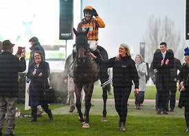 4:00  The High Sheriff of Gloucestershire And Racing Remember Standard Open National Hunt Flat Race (Listed)