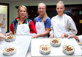 2019 Upper Austria Ladies Linz, Tennis, Linz, Austria, Oct 8