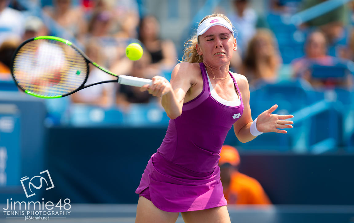 Western & Southern Open 2019, Tennis, Cincinnati, United States, Aug 14