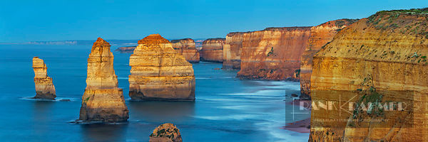 Coast landscape Twelve Apostles - Australia, Australia, Victoria, Port Campbell, Twelve Apostles (Great Ocean Road, Port Camp...