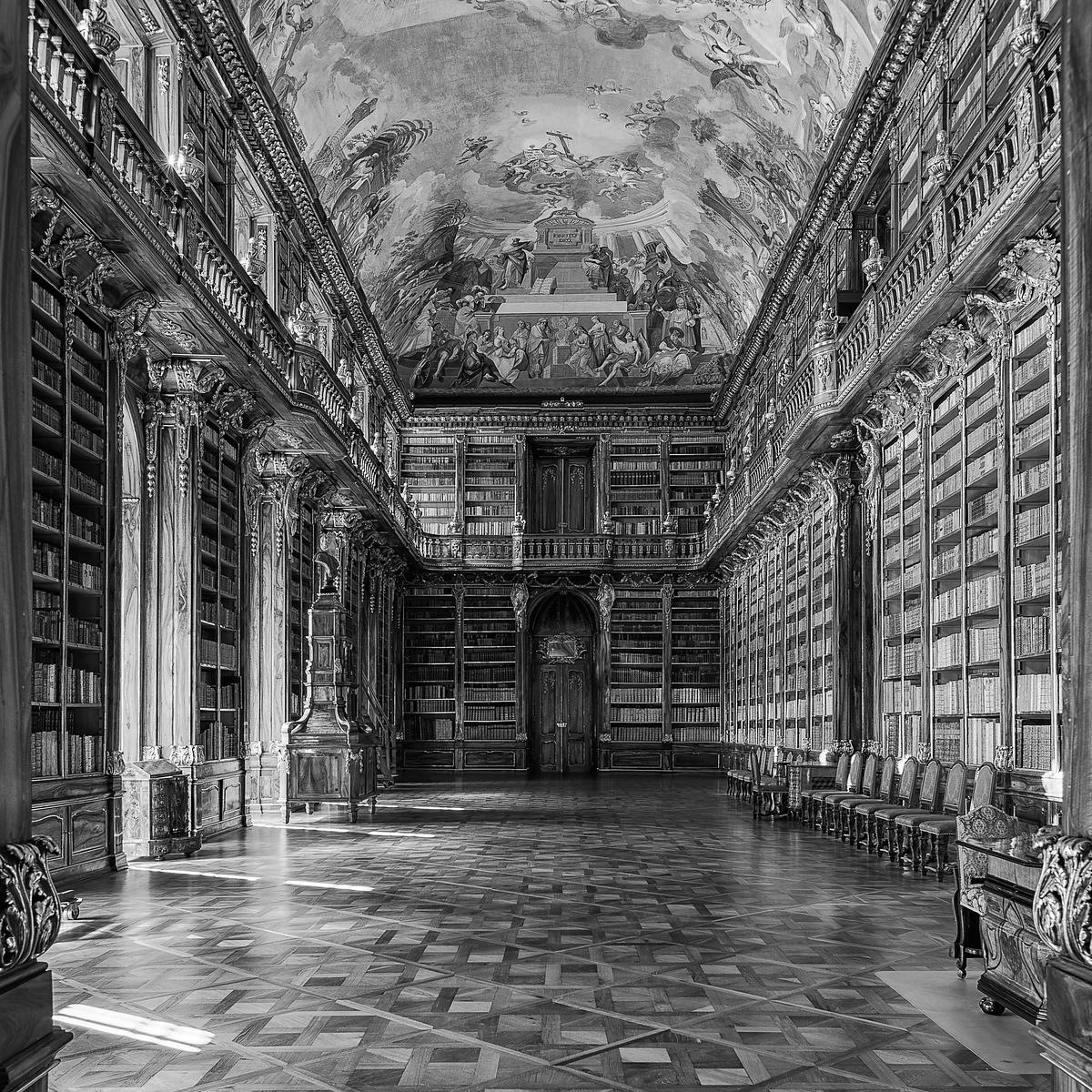 Strahov Library - Philosophical room
