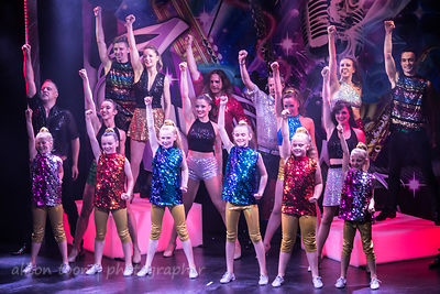 Cromer Pier Show with Marlene's School of Dancing