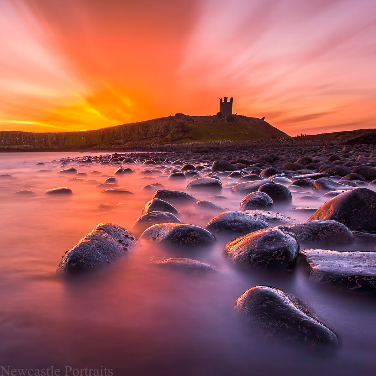 Northumberland Sunrise
