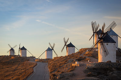 IMGP2366: Spain, Consuegra: Windmills on the Don Quixote route