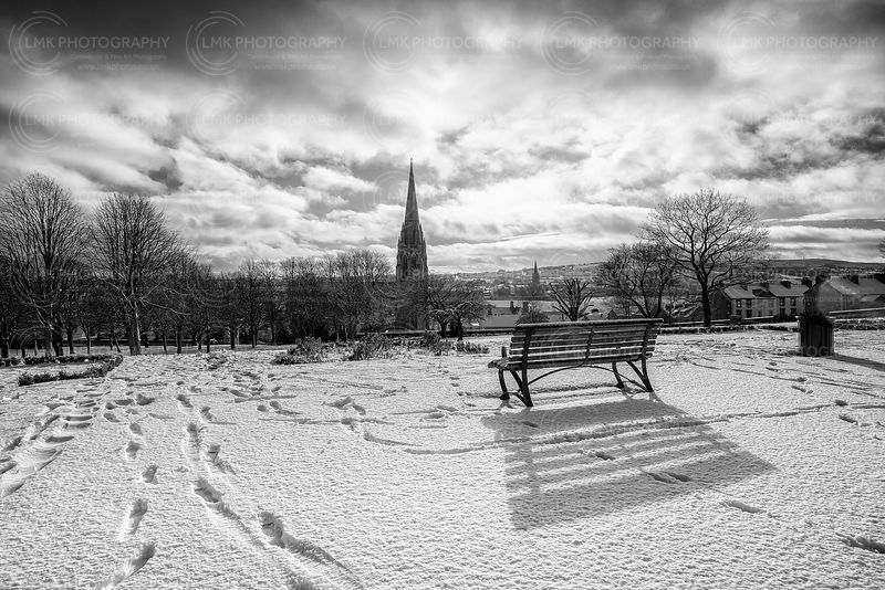 Snow Shadow Chair Mono