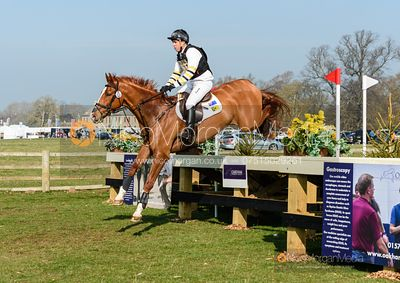 Sam Griffiths and FREESTYLER, Belton Horse Trials 2019