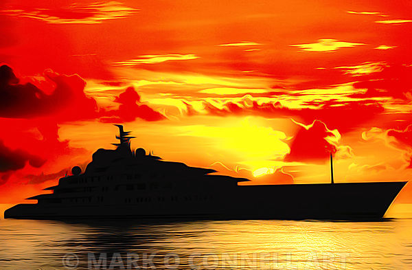 SUPERYACHT  ART