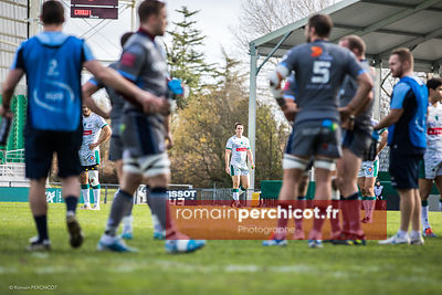 SECTION PALOISE - CARDIFF BLUES (34-29)