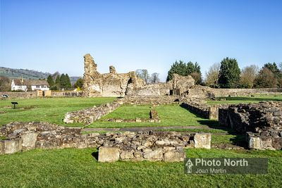 SAWLEY 01B - Sawley Abbey