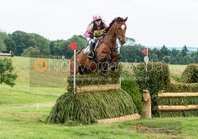 Althea Bleekman and GRANNCORD - Upton House Horse Trials 2019.