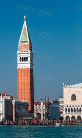 The Venetian Campanille