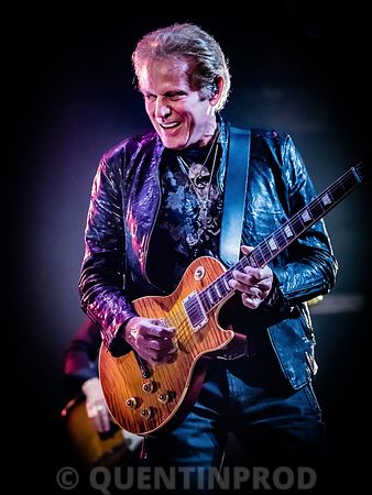 DON FELDER (EAGLES) / Café de la Danse / Septembre 2019